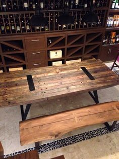 Superbe Phoenix Table By Crate And Barrell