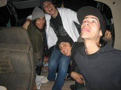 Pierce the Veil? You okay?<<<The answer would be no. No they're not ok