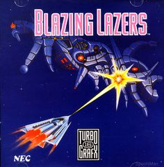 Top-down space shooter on the Turbo Grafx 16. Oh yeah!
