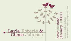 design your wedding invitations