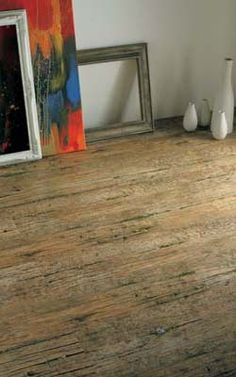 earthwerks vintage floral vinyl plank flooring Maybe you could mix different colors from the same varieties.