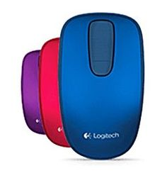 With the bold and lively Logitech T400 wireless mouse traditional meets touch with a dedicated touch zone area and familiar mouse functions. Choose from several delicious colors! Go to https://www.facebook.com/Logitech/app_199909830142802 , repin at least one of our Eye Candy mice and a current fashion fave and follow Logitech on Pinterest for a chance to win!