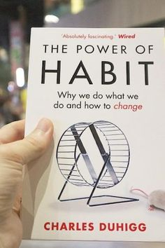 Want to change your bad habits?  The Power of Habit blew me away. And I know I'm not the only one. So many people recommended this book years before I decided to buy it. Boy, I wish I would have read it a lot earlier in my life since there are so many takeaways you'll learn about how to change your habit. You'll definitely want to hear them, and I'm going to give them to you in this post. #bookreview #books #bookstagram #business