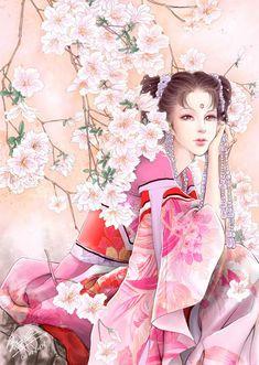 Illustrations By Qianyu