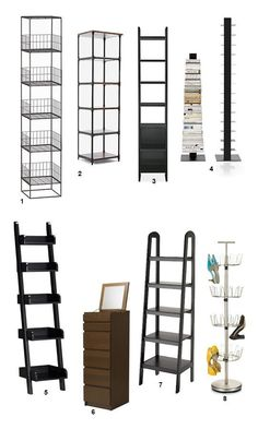 Small Space Storage: 8 Ways to Go Vertical | Apartment Therapy