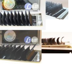 L and L+ curl lashes for volume lashing - see our website www.fablashes.co.nz :) Curl Lashes, Volume Lashes, Eyelashes, Brow Bar, Extension Ideas, Eyelash Extensions, Shoe Rack, Curls, Website