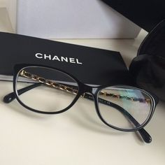 Chanel Chanel Quilted Frame Reading Glasses