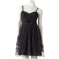 bebb2fe041 Extra 15% Off Homecoming Dresses Already 30-50% Off + .99 cent shipping at  Kohls.com. IZ Byer California Pleated Mesh Dress  43.09 + .99 cent shipping!