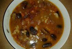 Fazuľová polievka Jókai Ale, Chili, Beans, Soup, Pudding, Vegetables, Desserts, Tailgate Desserts, Deserts