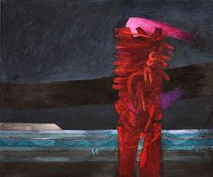From Durban Segnini Gallery, Fernando de Szyszlo, Paisaje Acrylic on Canvas, 100 × 120 cm Abstract Landscape, Abstract Art, Peruvian Art, Plastic Art, Abstract Sculpture, Art Blog, Mystic, Contemporary Art, Sculptures