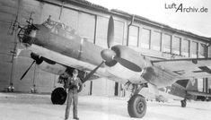 Junkers Ju 88H1 long range fighter/bomber build to guide U boots