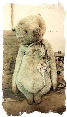 old teddy bears - Recherche Google