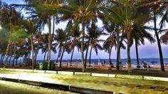 Banhsaen beach