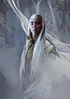 Thranduil II #elvenking #hobbit