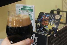 #Hornbeer Carribean Rumstout #beer #piwo #craftbeer #polishcraftbeer #polishbeer #stout #imperialstout #ris #irs