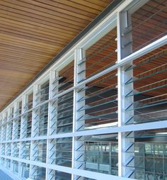 Vollay Aluminium Shutters and Louvres - V2000 Glass Louvre System Specification Documents - Louvre Solutions For All Seasons - Made in Australia