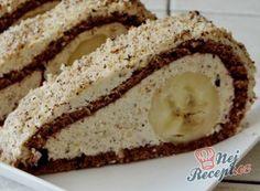 """Elephant tear"" - a very popular cake- ""Elefantenträne"" – ein sehr beliebter Kuchen ""Elephant tear"" – a very popular cake Sweet Recipes, Cake Recipes, Dessert Recipes, Healthy Recipes, Cake Cookies, Cupcakes, Different Cakes, Classic Cake, Vegan Cake"
