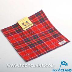 Macgillivray Tartan Handkerchief