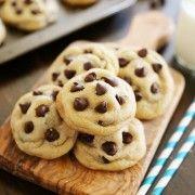 Caramel Sea Salt Chocolate Chip Cookies