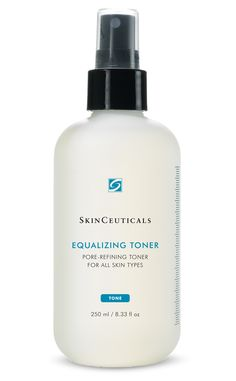 Formulated for all skin types, this alcohol-free toner helps balance, refresh and restore the skin's protective pH mantle while removing residue.