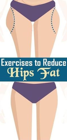 Effective Exercises to Reduce Hips Fat at Home..