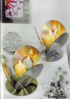 Faroles con CD's