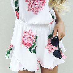 Elle playsuit - shopmaccs.com Playsuit, Cold Shoulder Dress, Dresses, Fashion, Overalls, Vestidos, Moda, Jumpsuit, Fashion Styles