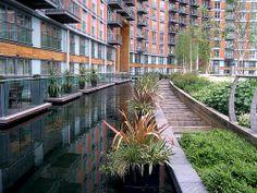 new providence wharf london