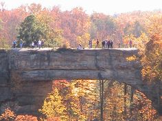 Natural Bridge Kentucky. . . We took many family vacations here when I was a child. Beautiful area.