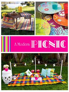 Cute picnic ideas