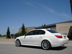 BMW 525xi e60 w/ 20 inch Hartge Rims