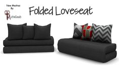 Sims 4 CC's - The Best: Loveseat by michelleab's SIMblr