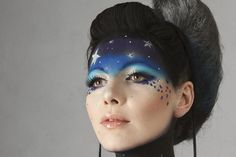 Face Painting Ideas for Beginners - Stars