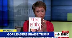 Stephen Miller was accused of performing solely for Donald Trump on Sunday, praising the political 'genius' of the president and trashing the new book 'Fire and Fury,' which asserts the opposite. Joy Reid and her panel discuss.