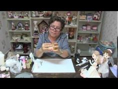 Curso de Modelado en pasta flexible de novios para Pastel. Parte 1 - YouTube