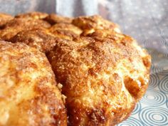 Les petits pains à la cannelle du dimanche matin