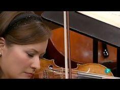 Arabella Steinbacher - Tchaikovsky Violin Concerto - YouTube