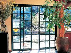 How to fix french door at your home sliding glass door for Transition windows for homes