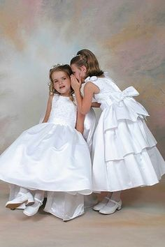 Sweetie Pie Girls Special Occasion Dress is simply beautiful. Great as a Flower Girl Dress or a Communion Dress this is a dress you would just love. Dress Flower, Flower Girl Dresses, Flower Girls, Girls Special Occasion Dresses, Personalized Greeting Cards, Communion Dresses, First Holy Communion, Simply Beautiful, Holi