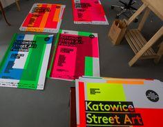 "Check out this @Behance project: ""Katowice Street Art Festival – silkscreen poster series"" https://www.behance.net/gallery/9284961/Katowice-Street-Art-Festival-silkscreen-poster-series"