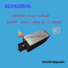 KUANGCHENG Mining industry sell Ltc miner Gridseed Blade G-Blade Scrypt Litecoin ASIC Miner asic miner litecoin miner Usb, Fiber Optic, Cool Things To Buy, Blade, Btc Miner, Mining Equipment, Bitcoin Miner, Asic Mining, Link