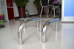 375mm*375mm*160mm, 304 stainless steel bumpers.