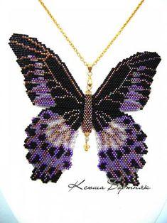 Pendant Butterfly .. next