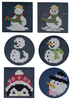 Cross Stitch Cards, Simple Cross Stitch, Cross Stitching, Embroidery Cards, Marianne Design, Card Patterns, Xmas Cards, Cross Stitch Patterns, Christmas Crafts