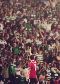 Roy Keane, Manchester United (His Testimonial v Celtic)
