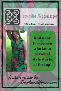 Cable and Gauge Affordable #Clothing for Women #fashion #review  http://shar.es/Llxg0  #CGFashion #cableandgauge