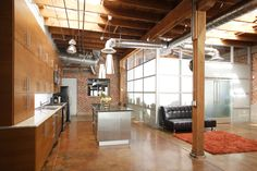 Factory loft-inspired homes are growing in popularity as more heritage buildings are being converted from concrete-floored, bricked-walled commercial properties to trendy residential homes.