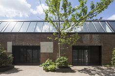 Tandwielenfabriek / Ronald Janssen Architecten i.s.m. Donald Osborne Architect / Buro Amsterdam / Nieuwe ridderstraat 43-53 en Nieuwe Jonkerstraat 50-60