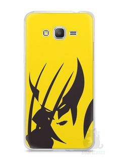 Capa Samsung Gran Prime Wolverine - SmartCases - Acessórios para celulares e tablets :)