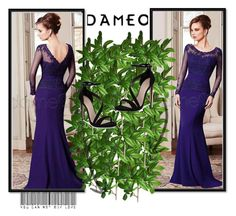 """""""#dameo 1/50"""" by aminaa97 ❤ liked on Polyvore featuring Carvela"""
